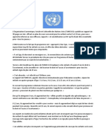 International Éducation Sexuelle ONU