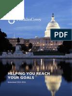 Franklin Covey Government Catalog