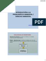 2019 Problemática ambiental - Derecho Ambiental.pdf