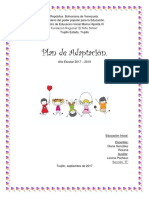 Plan de Adaptacion 2017 -2018