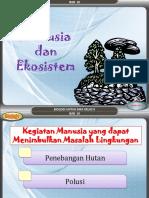 BAB 10 Manusia dan Ekosistem.ppt
