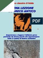 Liceo classico D Adda PRIMA LEZIONE DI GRECO ANTICO.pdf