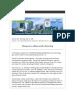 Dayton Police Statement