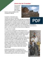 Historia de las Cruzadas.odt