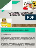 Gestion de Las Sustancias Quimicas (1)