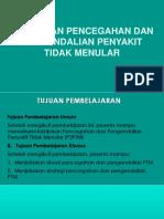 1. Kebijakan P2PTM