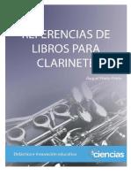 Libros de Clarinete