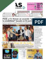 Mijas Semanal Nº 848 Del 19 al 25 de julio de 2019