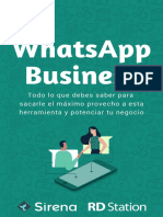 eBook - Whatsapp Para Negocios