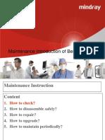 Col-Maintenance Introduction of D6 part-4.ppt