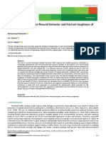 Latin American J Solids & Str - Vol 16 No 3 e17 (2019) , Effect of RAP Content on Flexural Behavior and Fracture Toughness of Flexible Pavement