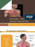 Clase9fisiologia Del Aparato Respiratorio