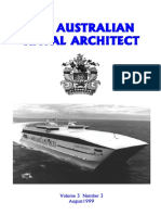 Australian Naval Architect - 1999