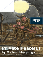 Private Peaceful Study Guide