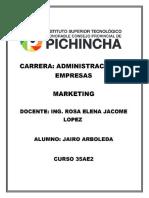 Tipos de Mercado - Jairo Arboleda