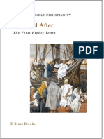 E Bruce Brooks - Jesus and After_ the First Eighty Years-University of Massachusetts Press (2018)
