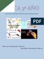 Libro de Física 3 Año