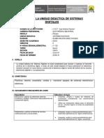 Silabo de Sistemas Digitales electronica-isp