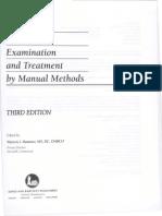 Warren Hammer Functional Soft Tissue Examinat