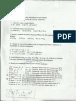 Lista de Calculo Numerico CIAGA