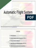 Auto Flight System A300-600