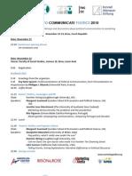 HTCP2010 Program