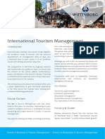 208 Wittenborg University Bachelor IBA International Tourism Management.pdf