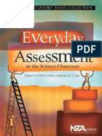 Everyday Assessment in the Sci