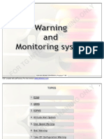 Warning and Monitoring System A300-600