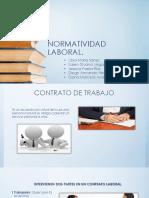 Normatividad Laboral.