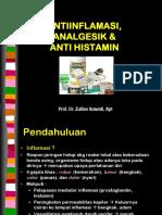 Analgesik Antiinflamasi Antihistamin 2015