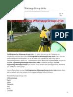 Whatsappgrouplink.org-Civil Engineering Whatsapp Group Links