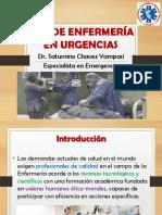 Tema 1 Rol de Enfermería en Urgencias A