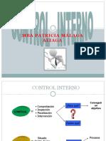 Control Interno Lic. Patricia Málaga