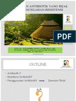 Penggunaan Antibiotik Yang Bijak.pptx