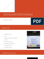Sexualidad Responsable