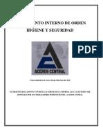 RIOHS Aceros Central