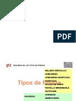 Tipo Presas-20014 Inicio