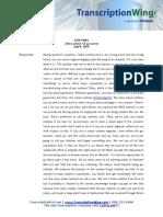 John Lammas GE Gas Power-Indepth Interview.docx