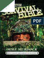 The Survival Bible - Mike Murdock.epub