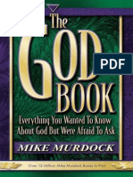 The God Book - Mike Murdock.epub