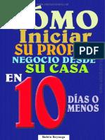 Cómo iniciar su propio negocio Reynaga.pdf