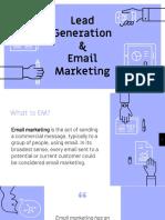 Email Marketing - Sid