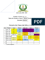 Ficha Estudiantil