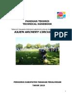 Thb Kajen Archery Circuit 2019