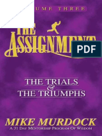 The Assignment Vol 3_ The Trial - Mike Murdock.epub