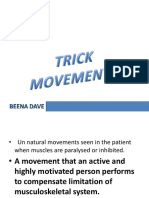 Lec 9 Trick Movements
