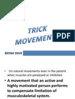 Lec 9 Trick Movements