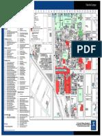 Melbourne University - Parkville Campus Map