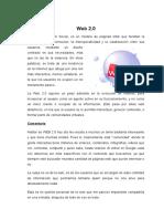 Comentario y Analisis de Web 2,0 3,0 4,0 5,0